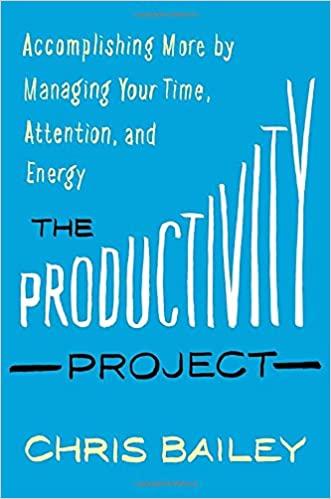 The Productivity Project summary