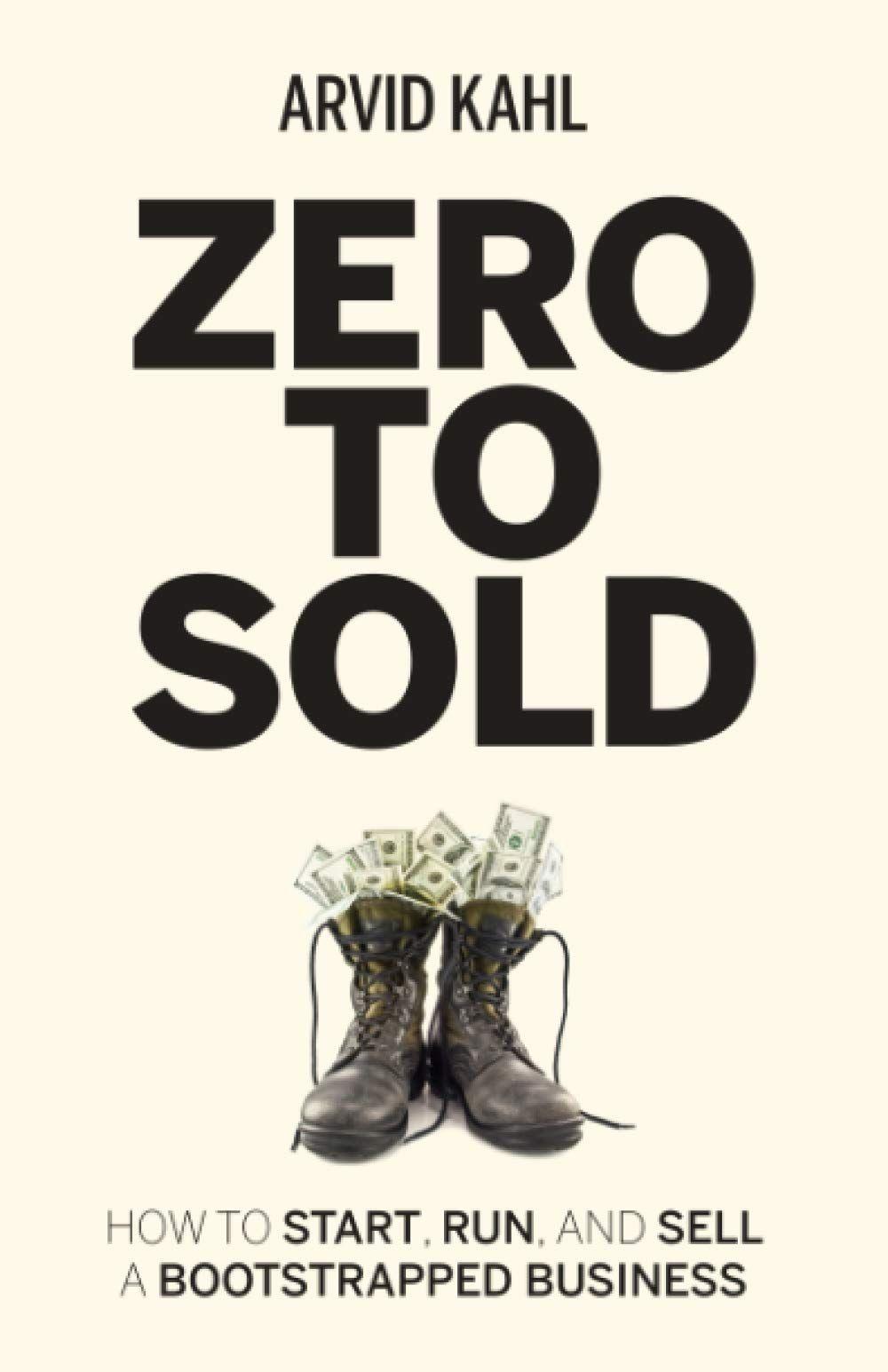 Zero to Sold summary